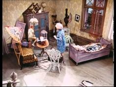 Film om kennis te maken met alle karakters. Pippi Langkous - Pippi verhuist naar villa kakelbont 1969 - YouTube