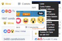 """Da pochi giorni il classico """"Mi piace"""" di Facebook si è sdoppiato, moltiplicato con l'introduzione a livello globale delle reazioni. Come si usano e cosa fare se non si vedono."""