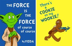 If Dr Seuss created Star Wars