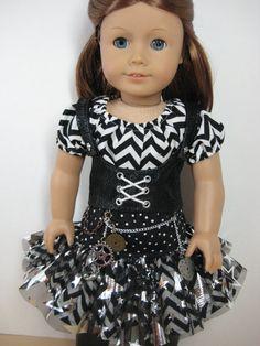 18 inch Doll Clothes American Girl Steampunk by nayasdesigns, $38.50