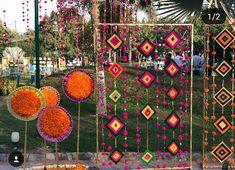 Decor wedding stage photo booths 66 ideas - Sites new Diy Diwali Decorations, Marriage Decoration, Wedding Stage Decorations, Backdrop Decorations, Flower Decorations, Backdrops, Desi Wedding Decor, Wedding Mandap, Wedding Entrance