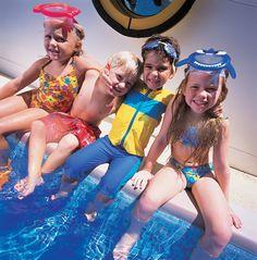 Jumeirah Beach Hotel, Dubai - Family Holidays - Sinbad's Kids Club - Children