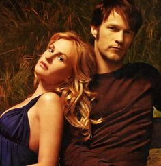 Stephen Moyer and Anna Paquin had twins! #True Blood Romance