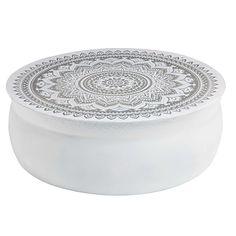 Table basse en aluminium ... - Mandala