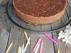 Gâteau mousse chocolat et craquant praline