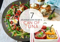 7 Things You Can Make with a Can of Tuna