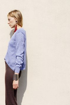 rachel comey cropped pullover.