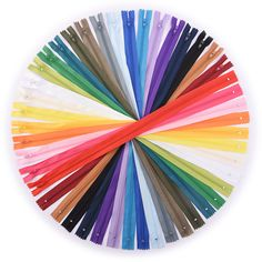 #3 #5 Custom Colorful Nylon Zipper Tape Ningbo, Tape, Colorful, Zipper, Zippers, Band, Ice