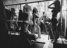 Lady Jane Boutique, Carnaby Street, 1966
