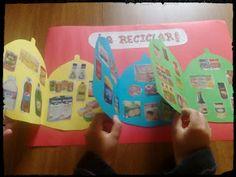 Recycling Activities For Kids, Sorting Activities, Preschool Activities, Kindergarten, Holiday Club, Green School, Social Studies Activities, Social Science, Earth Day