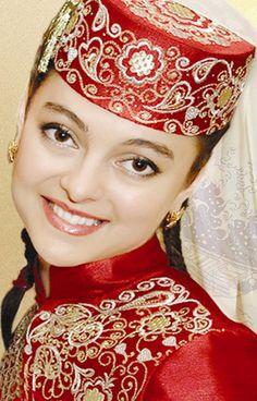 Tatar beauty.