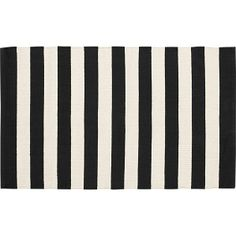 """Olin Black 30""""x50"""" Rug in Area Rugs 