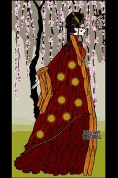 Queen Amidala by AshleyHolmes ~ Inkscribble Dress Up