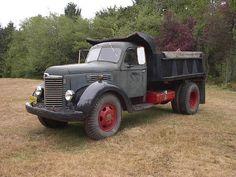 1948 International Harvester KB-7 Dump Truck