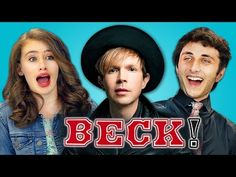 TEENS REACT TO BECK MUSIC VIDEOS - YouTube