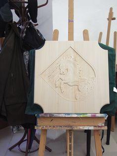 www.akademie-geras.at Olaf, Gera, Wood Carvings, Nice Asses