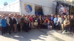 Casi 100 jubilados y pensionistas de Mijas han visitado hoy Málaga.