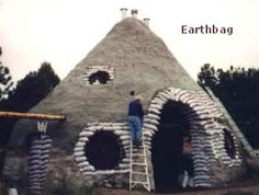 Dream Green Homes: Earthbag Plans:: Here you will find a listing of all of the plans that either employ, or could employ, eathbags. They are listed in alphabetical order according to their title.