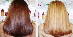 Zesvětlení vlasů pomocí skořice Voňavé koření vlasy nejen zesvětlí, ale také se postará o jejich lesk, zdraví a pevnost. POZOR: skořicovou směs nenechávejte na vlasech příliš dlouho a neaplikujte ji až ke kořínkům. potřebujete: 3 polévkové lžíce mleté skořice Přibližně 250ml kondicionéru na vlasy 2 polévkové lžíce medu aplikace: Homemade Cosmetics, Weight Loss Detox, Hair Remedies, Hair Health, Organic Beauty, Hair Hacks, Curly Hair Styles, Hair Care, Beauty Hacks