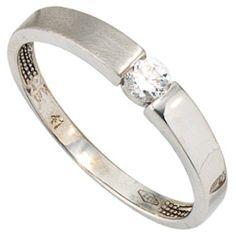 Damen-Ring teilmattiert 8 Karat (333) Weißgold 54 (17.2) Dreambase, http://www.amazon.de/dp/B00AEDZ9LI/ref=cm_sw_r_pi_dp_UObjtb0YA2QKG