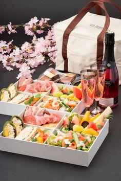 桜の下で食べたい、ホテルのお花見弁当5選 ( page 2 ) | GQ JAPAN