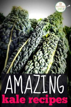Happy National Kale Day! Celebrate with these 11 tasty kale recipes!   Fit Bottomed Eats