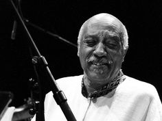 Mulatu Astatke. The father of Ethiopian Jazz.  This guy's music is pretty awesome.  I wish I could walk around with it as my soundtrack like Shaft.