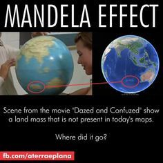 mandela effect efore after - Google Search