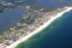 Gulf Shores, AL...Senior Year of HS spring break! Miss those times!