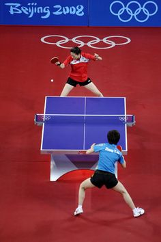 Table Tennis. Craig signs me up for a tournament. Got to start practicing! Got a few gold medals !