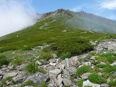 Mt.Hayatinesan 早池峰山/岩手県 vi @ghhoti THX