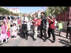 Shakin' the Lulav (Sukkot song) (based on twist and shout)