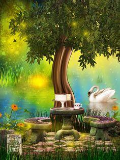 Яндекс.Фотки....Coleccion Dreamy_Place_backgrounds