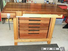 WoodWorking Bench - Reader's Gallery - Fine Woodworking