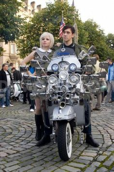 mods Retro Scooter, Lambretta Scooter, Vespa Scooters, Fred Perry Polo, Fishtail Parka, Vespa Girl, Rude Boy, Motor Scooters, The Best Films
