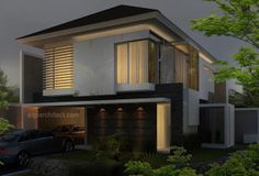 Desain Rumah Sederhana Yu Sing
