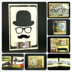 Мужские открытки ручная работа, Men's  cards Handmade