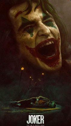 Joker: 10 great curiosities that (maybe) you don't know about the movie with Joaquin Phoenix - Malia Le Joker Batman, Der Joker, Joker And Harley Quinn, Joaquin Phoenix, Joker Hd Wallpaper, Joker Wallpapers, Joker Poster, Poster S, Gotham City
