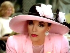 joan collins dynasty - Google Search