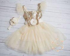 Rustic flower girl dress junior bridesmaid dress country
