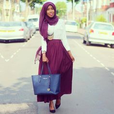 Basma's outfit.