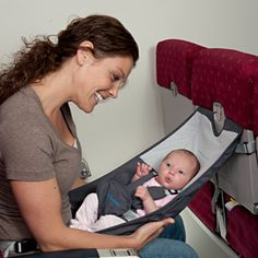 Airplane seat for baby. Would it actually work??