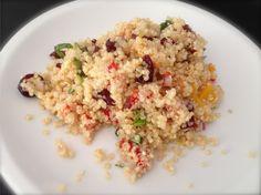 Whole Grains Cheat Sheet - Lemon-Basil Quinoa Salad