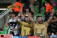 Torneo de Apertura / Temporada 2015-2016 / Viernes, 28 de Agosto de 2015 Afición