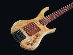 Luthier Egilegor Basses Kaia 5 Headless