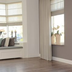 Grey Paint, Divider, Curtains, Flooring, Room, Furniture, Gray, Home Decor, Bedroom
