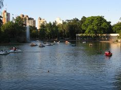 Parque de la Independencia - Ciudad de Rosario - Argentina.   (lbk)
