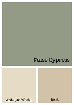 colors that go with antique white, bathroom?