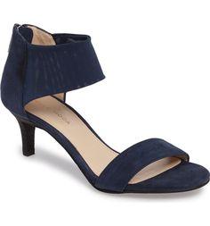 Main Image - Pelle Moda 'Eden' Mesh Strap Sandal (Women)