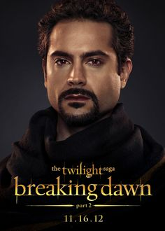 Omar Metwally as Amun from The Egyptian Coven - The Twilight Saga: Breaking Dawn Part 2